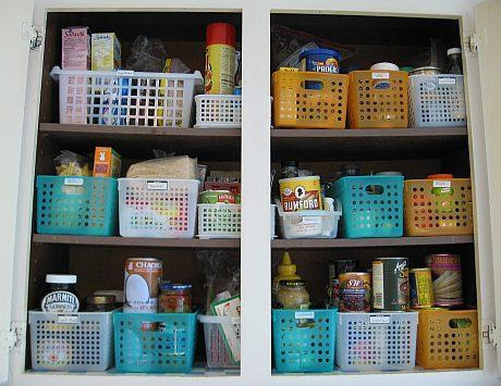 Sharing is sayang idea susun atur dapur kecil for Best way to organize kitchen cabinets