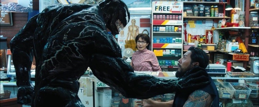 Venom BluRay Leg Mp4 Download Imagem