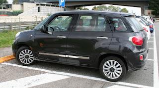 Our little Fiat 500