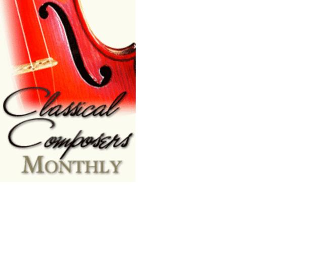 Classical Composers Monthly