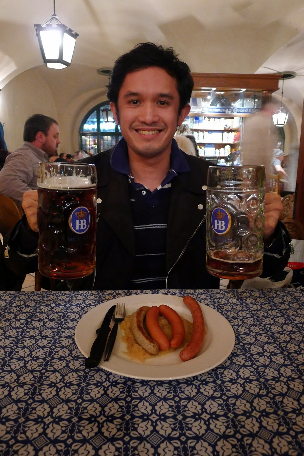 Oktoberfest House, Munich