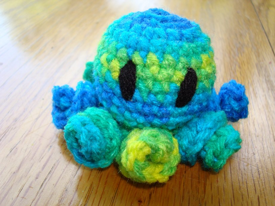 Easy Amigurumi Octopus : Handmade heirloom dolls amigurumi and patterns by lybo on etsy