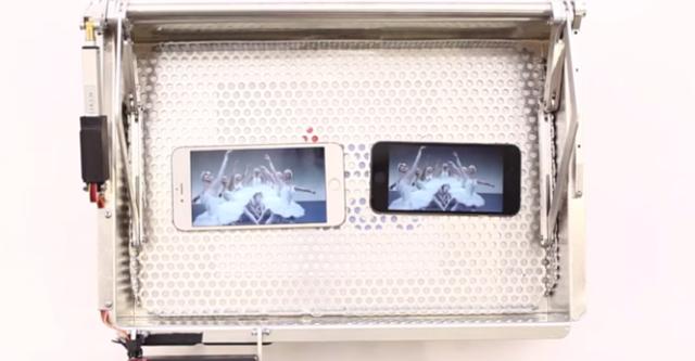 iPhone 6/6 Plus chống được nước trong ...10 giây?