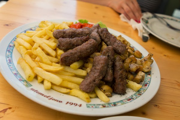 Style Jaunt Destinations: Zagreb Restaurants, Pivnica Mali Medo