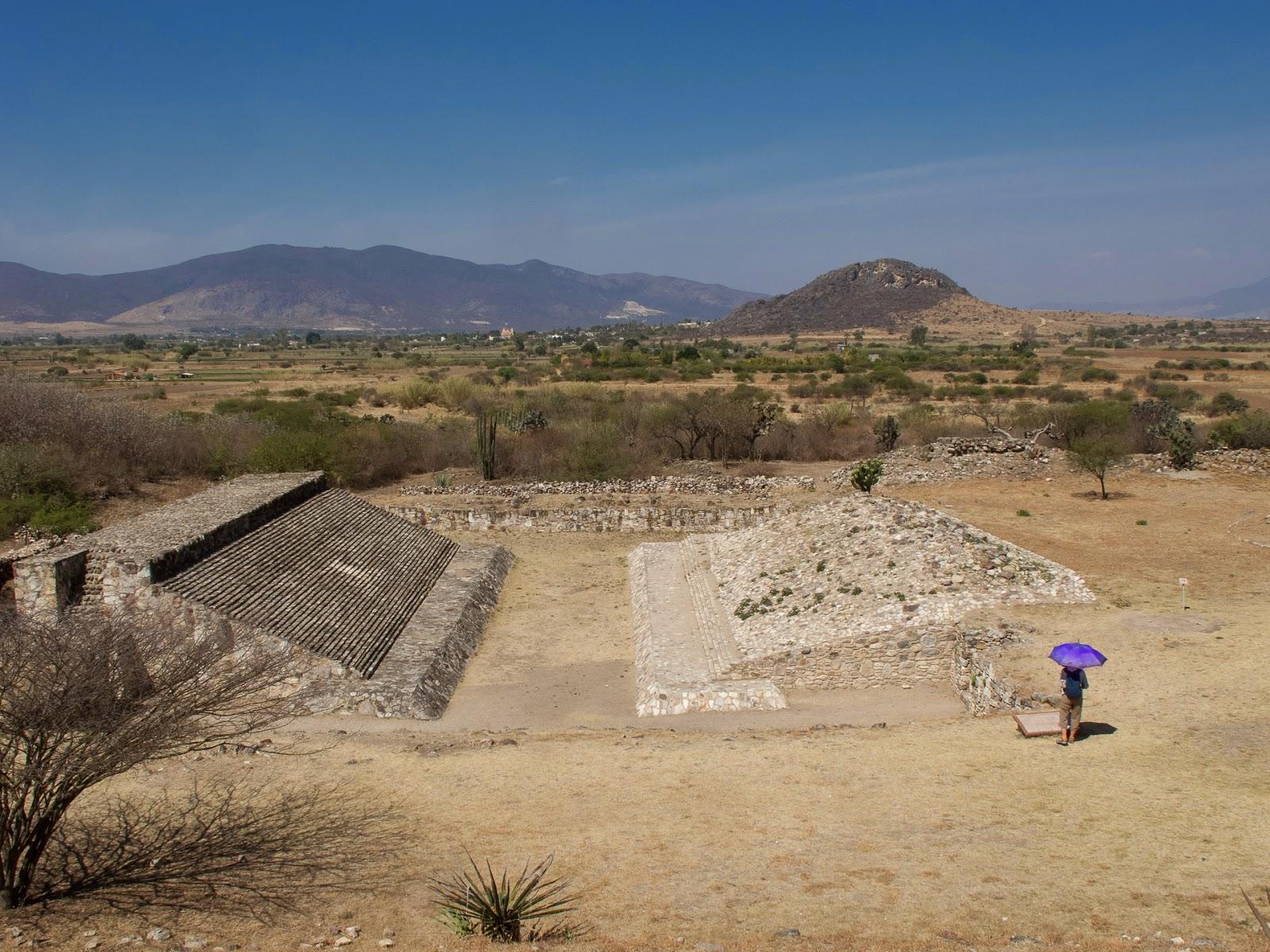 Resultado de imagen para Zona Arqueológica de Dainzú, juego de pelota