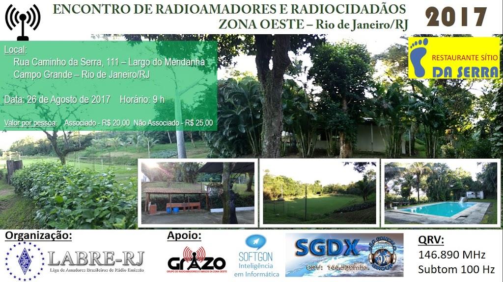 ENCONTRO DE RADIOAMADORES