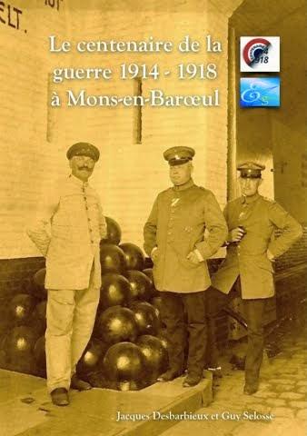 La brochure de l'exposition du centenaire de la guerre 14-18 à Mons-en-Barœul