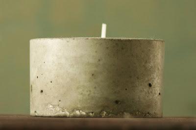 concrete votive