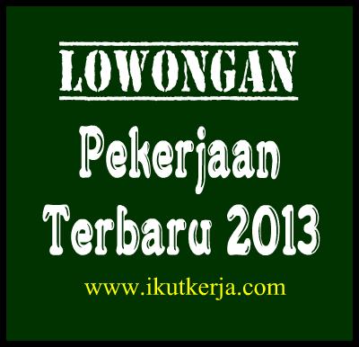 Informasi Lowongan Pekerjaan Operator Produksi Semarang