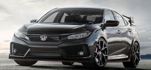 2017 Honda Civic Type-R Is The One Coming To North America