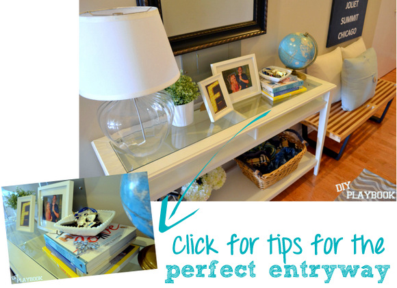 Tips for the perfect entryway