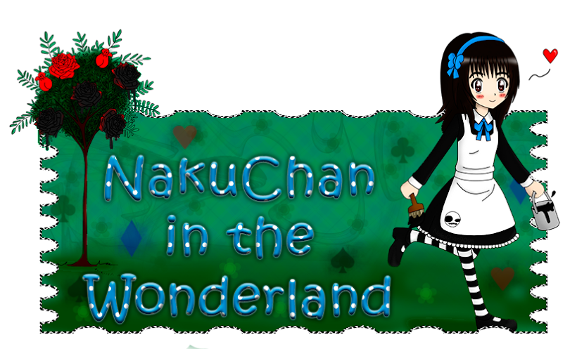 NakuChan In the Wonderland