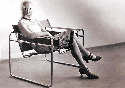 Muebles condesa sillas del bauhaus for Silla diseno famosas