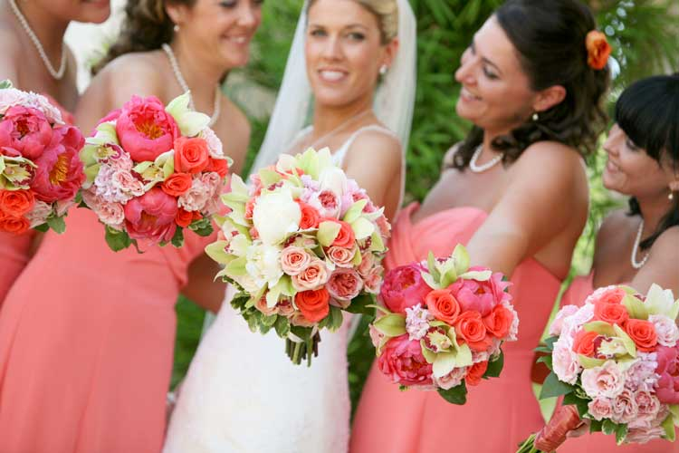 Wedding-aholic Anonymous: Colour Me Coral