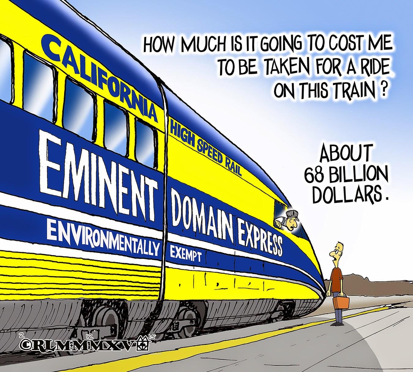 Eminent Domain Express