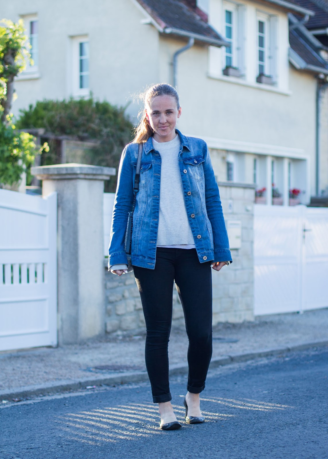 Travel Style - OOTD - Normandy - France