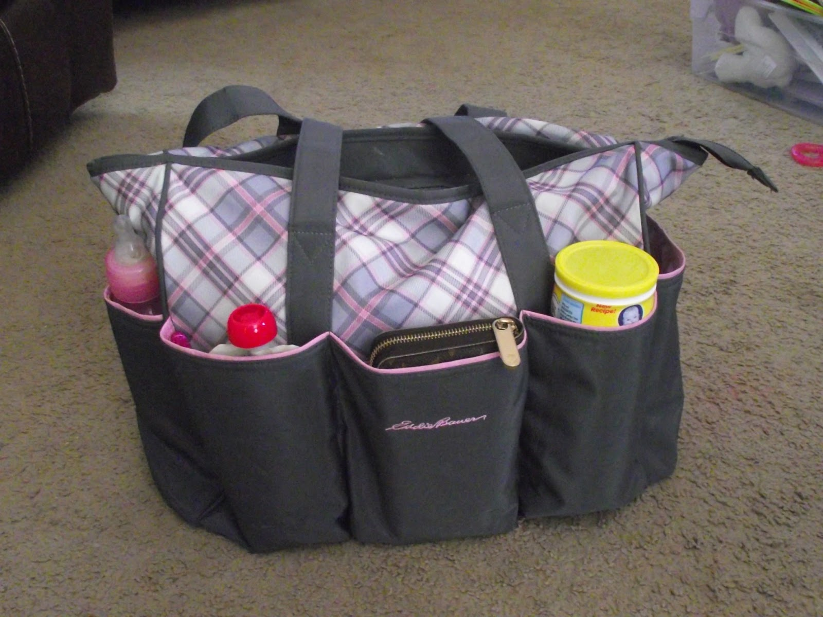 Kids Diaper Bag : Real housewife of caroline county what s in my diaper bag