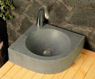 living 39 roc le blog les lave mains en pierre naturelle sont arriv s. Black Bedroom Furniture Sets. Home Design Ideas