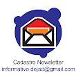 Cadastro Newsletter