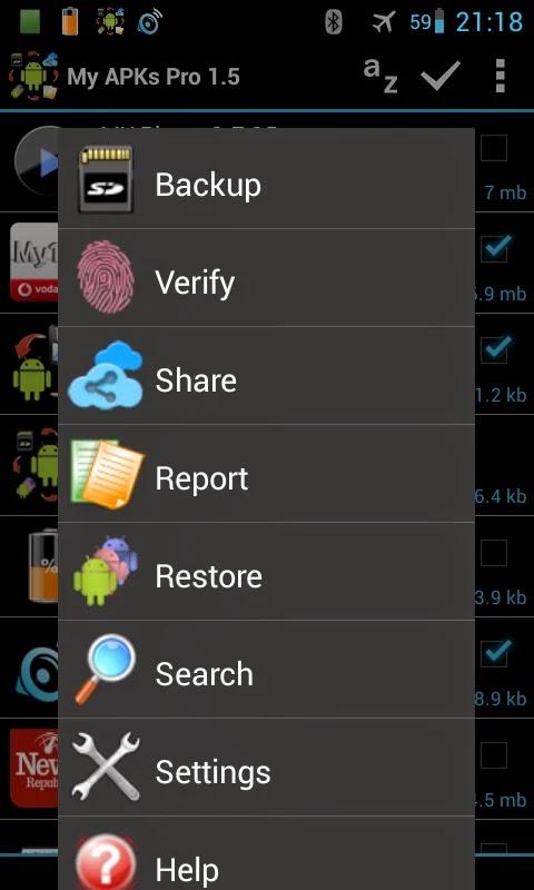 My APKs Pro v1.7
