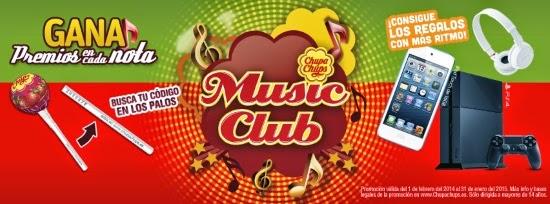 ChupaChupsMusicClub.com