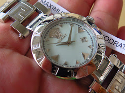 VERSACE MOTHER OF PEARL (MOP) DIAL