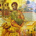 Με τι συμβολίζεται ο ευαγγελιστής Λουκάς;