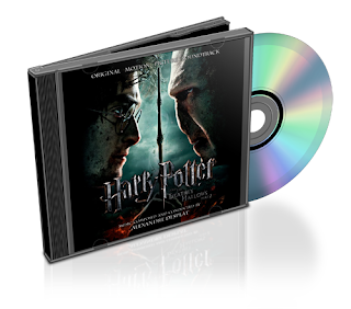 CD Trilha Sonora Harry Potter e as Relíquias da Morte Parte 2 (2011)