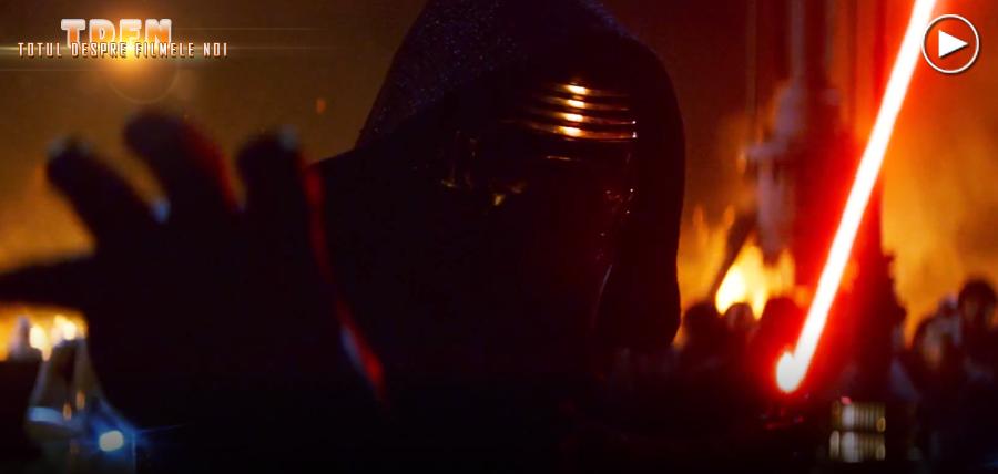 Al doilea trailer fantastic pentru Star Wars: The Force Awakens