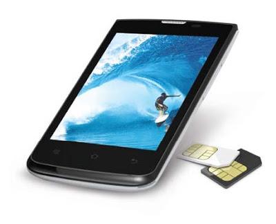 Spesifikasi dan Harga Smartfren Andromax C3, Ponsel Android 500 Ribuan