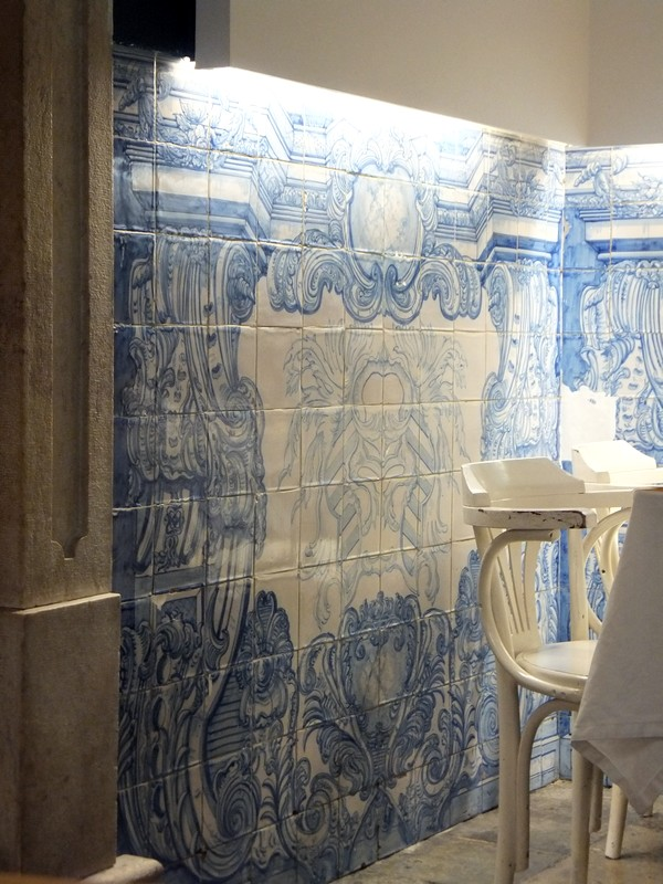 Lisbonne Lisboa cheesecake picanha azulejos