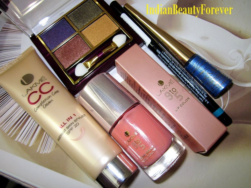 lakme 9 to 5 makeup range cc cream