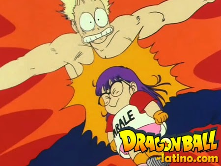 Dragon Ball capitulo 57