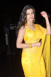 Telugu+actress+Madhurima+Yellow+Saree007 Telugu Actress Madhurima in Yellow Saree Photo Gallery