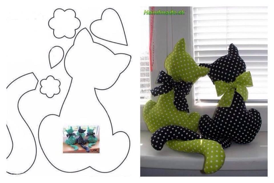 Выкройки подушек игрушек своими руками фото 584