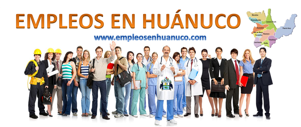 EMPLEOS EN HUNUCO