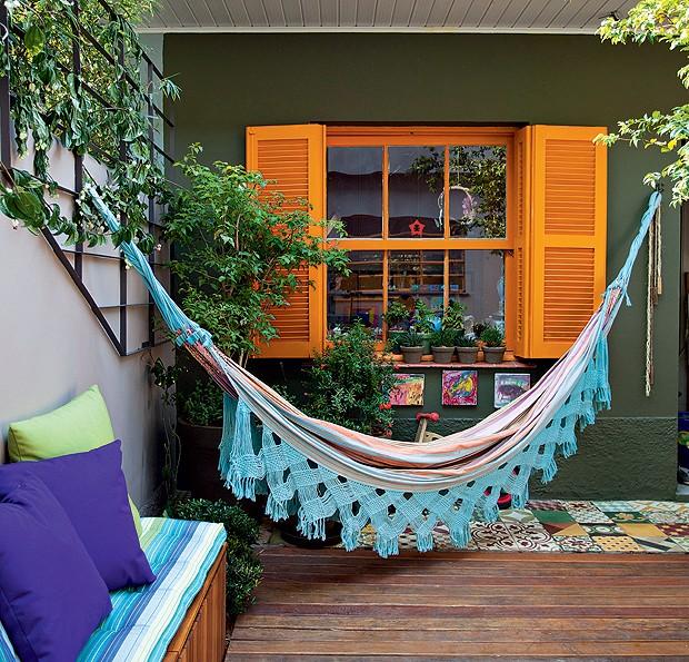 Janelas coloridas e estilosas - Jeito de Casa - Blog de ...