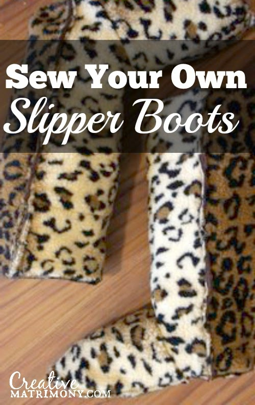 Creative Matrimony Seeing Spots Slippers Based On Mccall