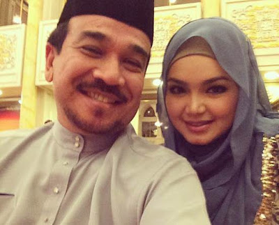 Kandungan Siti Nurhaliza Semakin Terserlah