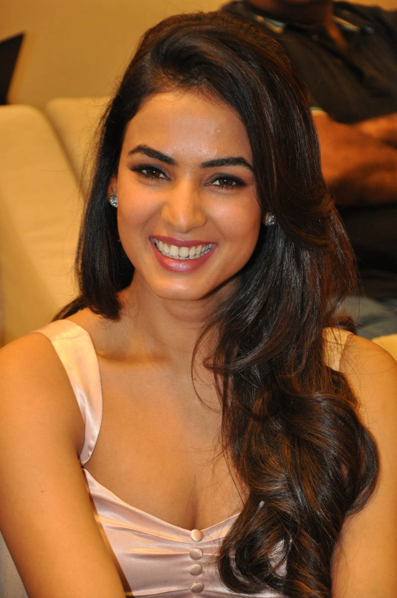 high quality bollywood celebrity pictures sonal chauhan sexy cleavage