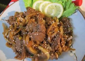 Resep Daging: Korean Bulgogi