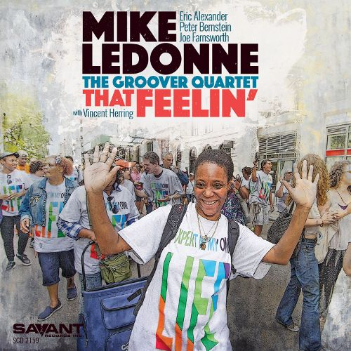 MIKE LeDONNE:  THAT FEELIN´
