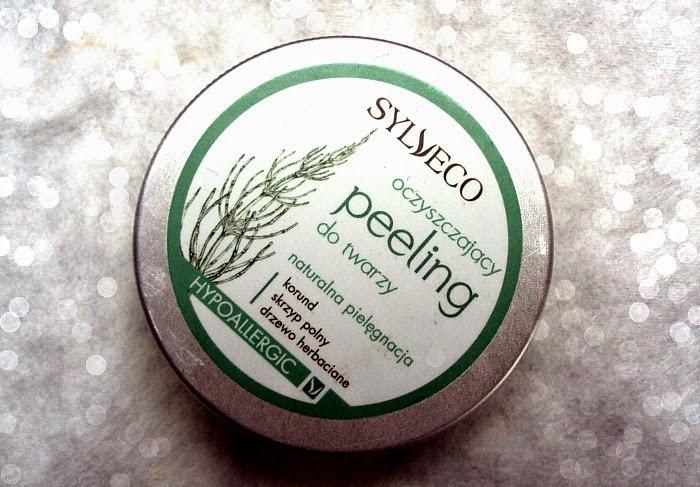 Sylveco, Oczyszczający peeling do twarzy