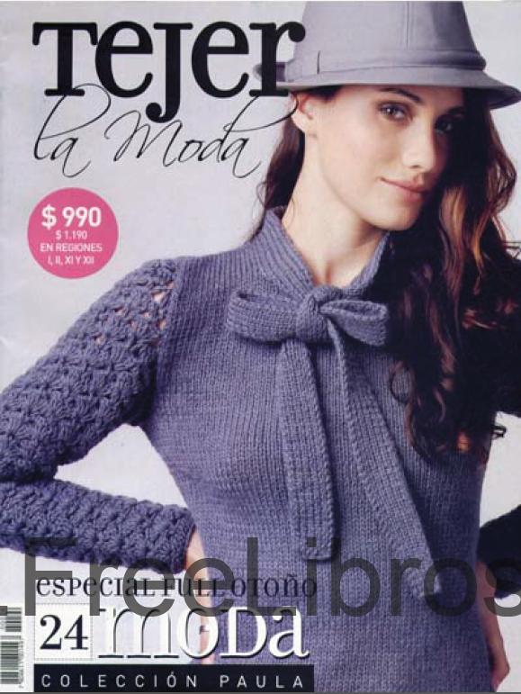 Tejer La Moda PDF | FreeLibros - Pagina 2