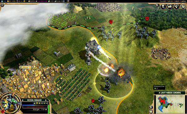 Sid Meier's Civilization V Complete Edition - PROPHET v1.0.3.144 Screenshot 4