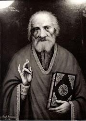 Ο άγιος Παΐσιος-Παναγής Μπασιάς