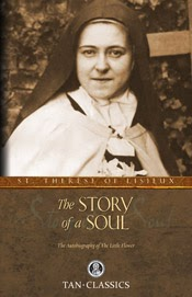 The Story of a Soul autobiography of St. Therese of Lisieux