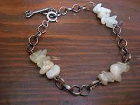 Jaded Key Bracelet by hotGlued