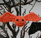 http://www.ravelry.com/patterns/library/baby-bat-ornaments