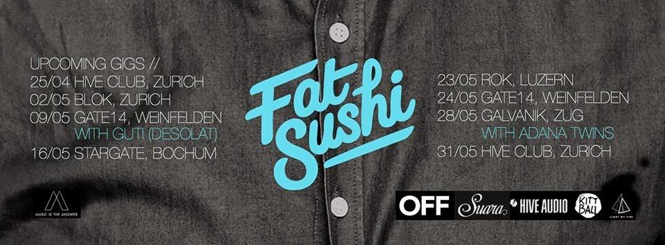 Fat Sushi - Send Me